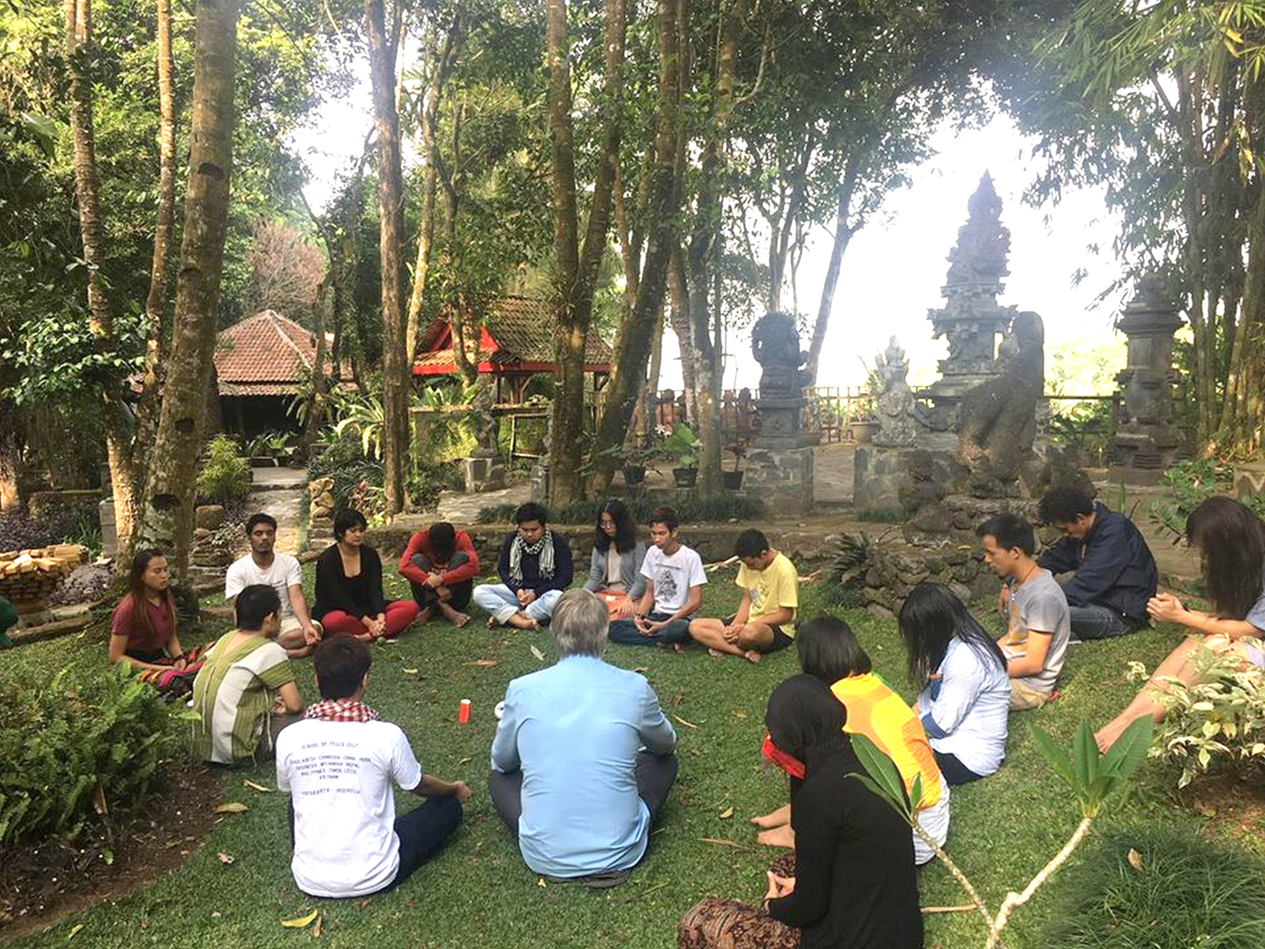 Interfaith Cooperation Forum fosters understanding and respect for other faiths and cultures in Asia as part of its School of Peace and other programs.