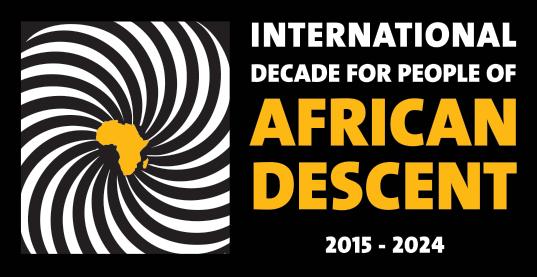 International Decade logo